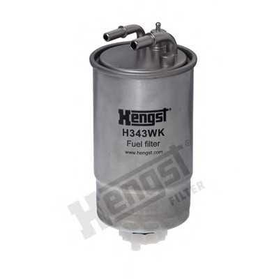 Топливный фильтр HENGST E90KP D164 Исполнение фильтра: Фильтр-патрон; Внешн